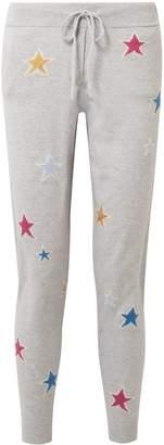 Parker Chinti & Acid Star Cashmere Track Pants