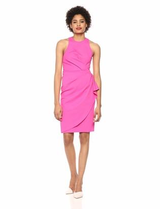 Laundry by Shelli Segal Women's Side Twist Cocktail Dress