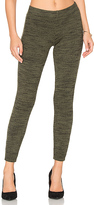 Splendid Brushed Tri-Blend Legging in Green. - size S (also in XS)
