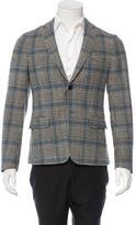 Gucci Patterned Wool Blazer w/ Tags