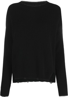 Pinko Ribbed-Knit Jumper