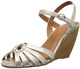 BC Footwear Women's Lil Bit Wedge Pump