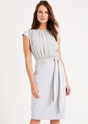 Phase Eight Haidie Pleat Bodice Dress