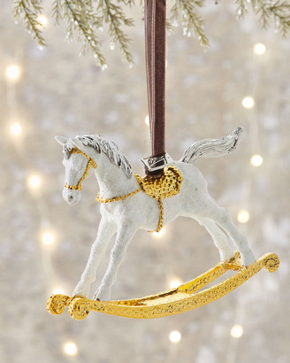 Michael Aram Rocking Horse Ornament