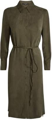 AllSaints Anya Shirt Dress