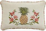 "Croscill Pina Colada 18"" x 12"" Decorative Pillow"