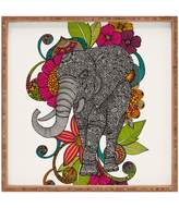 Deny Designs Valentina Ramos Ruby The Elephant Square Tray