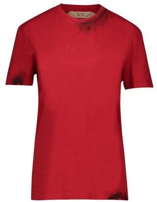 N°21 N 21 Logo t-shirt