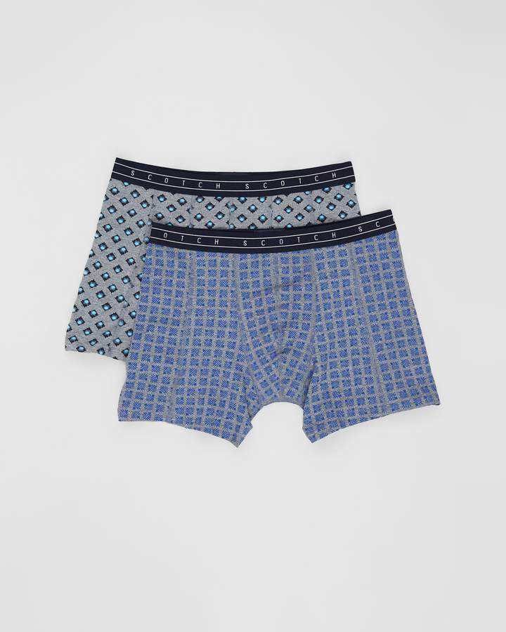 Audacious 3 Pack Underwear Mens Hugo Boss Boxers Brand New Men's Clothing