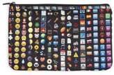 Emoji-Print Pencil Case