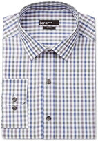 Bar III Men's Slim-Fit Multicolor Gingham Dress Shirt, Only at Macy's