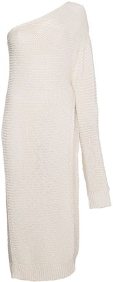 Stella McCartney Asymmetric Knitted Dress