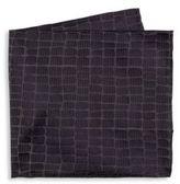 Armani Collezioni Textured Silk Pocket Square