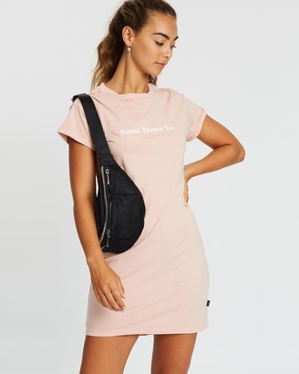 Silent Theory Chaotic Tee Dress
