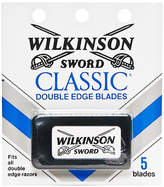 Wilkinson Sword Classic Double Edge Blades by 5 Blades)