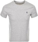 Ralph Lauren Custom Fit T Shirt Grey