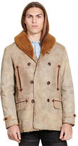 Denim & Supply Ralph Lauren Slim Cotton Canvas Coat