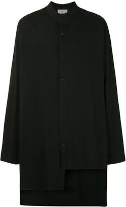 Yohji Yamamoto Quiet Please long shirt