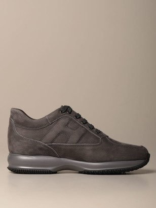 Hogan Sneakers Interactive Nubuck Sneakers