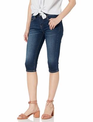 Blank NYC Women's Knee Length Short Shorts
