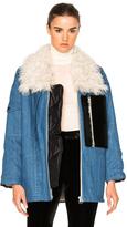 Sandy Liang Citroen Coat
