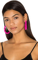 Mercedes Salazar Candongas Petit Earrings