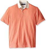 Nautica Men's Classic Fit Pique Polo Shirt