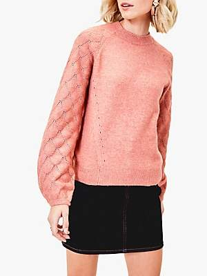 Oasis Perry Pointelle Jumper