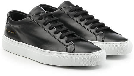 Common Projects Leather Sneakers