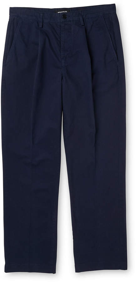 Whistles Pleat Front Chino