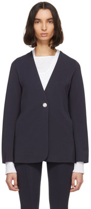 GAUGE81 Navy Dakota Blazer