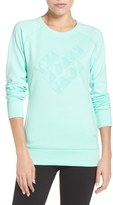The North Face Women's 'Amazie Mays' Logo Crewneck Pullover