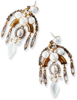 Thumbnail for your product : Elizabeth Cole Danna Dangle Earrings