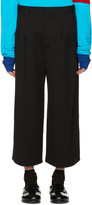 J.W.Anderson Black Loose Fit Trousers