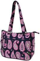 Paisley Print NGIL Hobo Style Fashion Handbag
