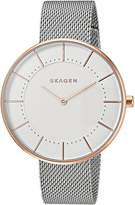 Skagen Women's SKW2583 Gitte Mesh Watch