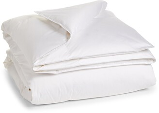 Nordstrom 400 Thread Count All Season Premium White Down Comforter