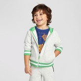 Cat & Jack Toddler Boys' Hooded Sweatshirt Heather Gray