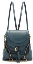 See by Chloe Olga medium grained-leather backpack