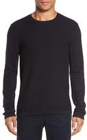 Vince Mix Stitch Sweatshirt