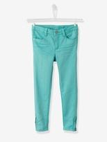 Vertbaudet WIDE Fit - Girls Skinny Trousers