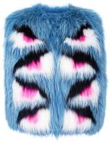 Fendi Bag Bugs fox fur gilet