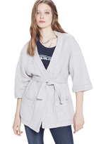 Mother Switchover Fleece Kimono Jacket