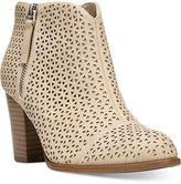 Fergalicious Caroline Block-Heel Booties