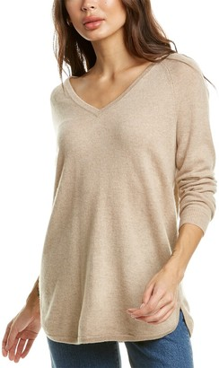 Chinti and Parker The V-Neck Cashmere Sweater
