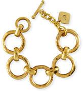 Ashley Pittman Daima Bronze Link Bracelet