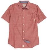 Vans Boy's Guilder Iv Woven Shirt