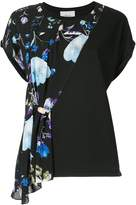 3.1 Phillip Lim floral designer top