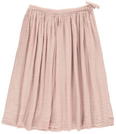 Numero 74 Ava Maxi Skirt Dusty Pink
