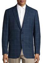 Brioni Check Pattern Sport Coat